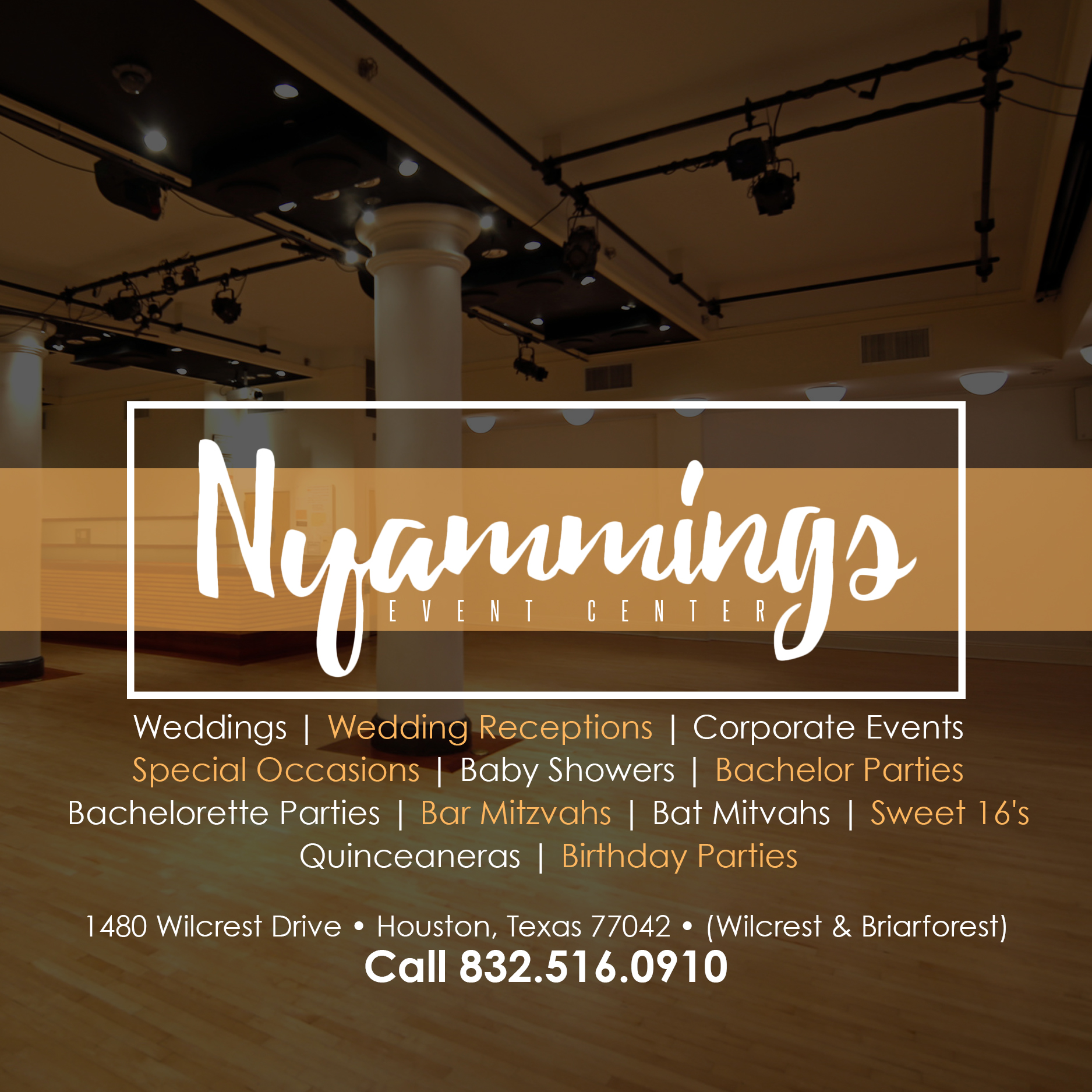 Nyammings Event Space