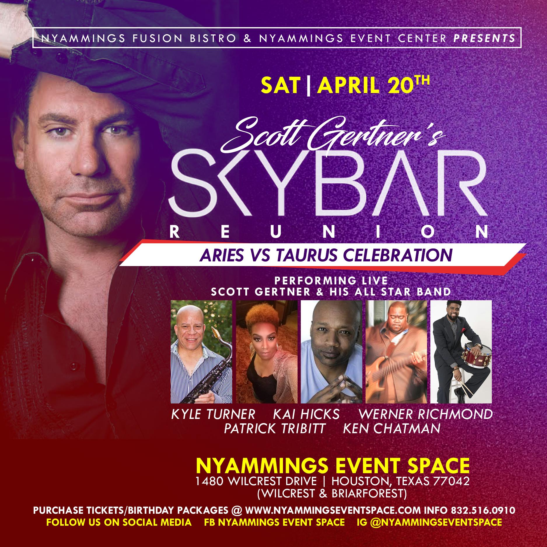 Sky Bar Reunion