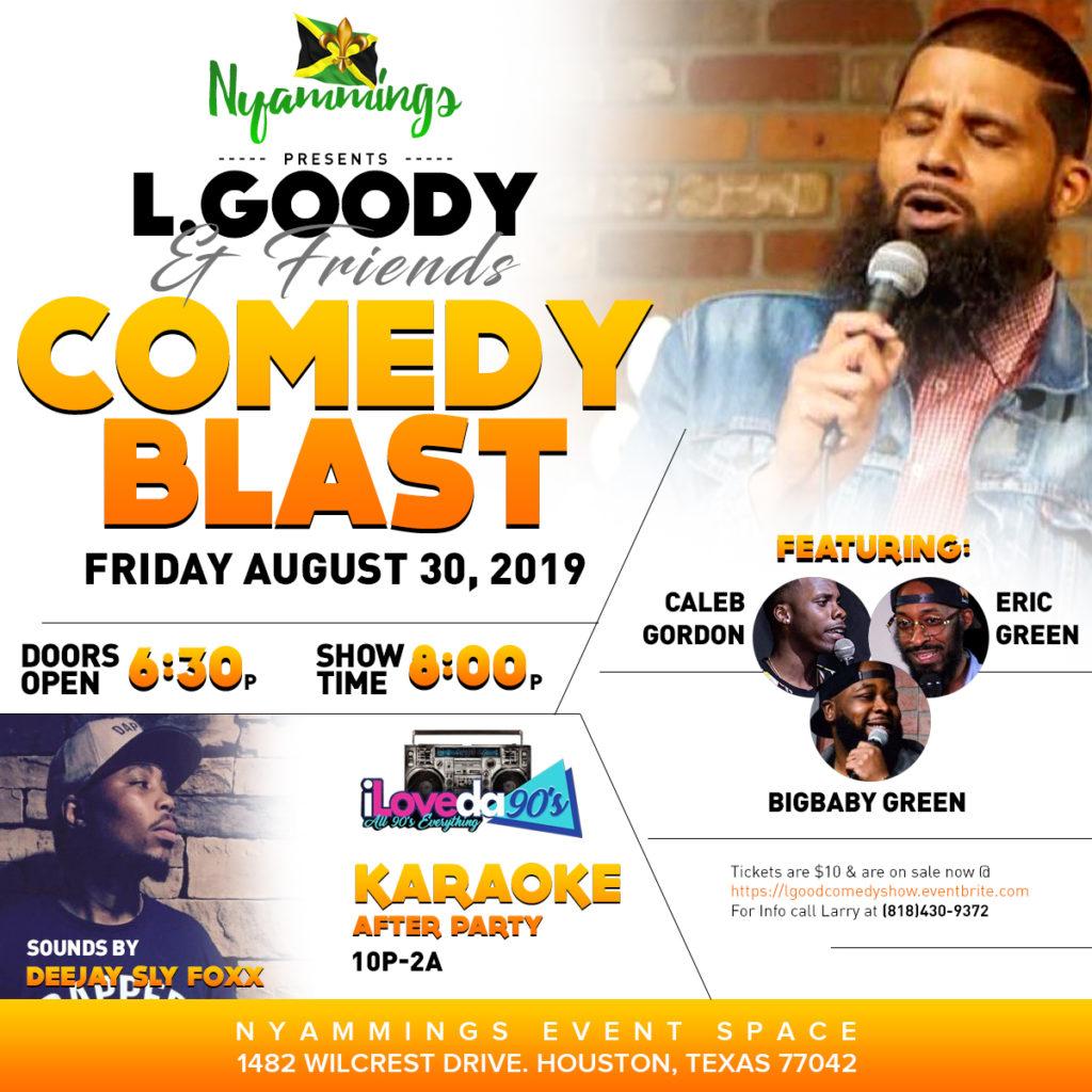 LGoody Comedy Blast